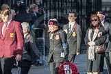 March Past, Remembrance Sunday at the Cenotaph 2016: M21 Fighting G Club. Cenotaph, Whitehall, London SW1, London, Greater London, United Kingdom, on 13 November 2016 at 13:16, image #2658