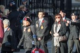 March Past, Remembrance Sunday at the Cenotaph 2016: M21 Fighting G Club. Cenotaph, Whitehall, London SW1, London, Greater London, United Kingdom, on 13 November 2016 at 13:16, image #2659