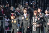 March Past, Remembrance Sunday at the Cenotaph 2016: M21 Fighting G Club. Cenotaph, Whitehall, London SW1, London, Greater London, United Kingdom, on 13 November 2016 at 13:16, image #2661