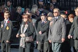 March Past, Remembrance Sunday at the Cenotaph 2016: M22 The Royal British Legion - Civilians. Cenotaph, Whitehall, London SW1, London, Greater London, United Kingdom, on 13 November 2016 at 13:16, image #2663