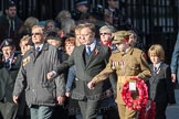 March Past, Remembrance Sunday at the Cenotaph 2016: M22 The Royal British Legion - Civilians. Cenotaph, Whitehall, London SW1, London, Greater London, United Kingdom, on 13 November 2016 at 13:16, image #2668