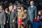 March Past, Remembrance Sunday at the Cenotaph 2016: M22 The Royal British Legion - Civilians. Cenotaph, Whitehall, London SW1, London, Greater London, United Kingdom, on 13 November 2016 at 13:16, image #2671