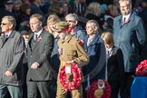 March Past, Remembrance Sunday at the Cenotaph 2016: M22 The Royal British Legion - Civilians. Cenotaph, Whitehall, London SW1, London, Greater London, United Kingdom, on 13 November 2016 at 13:16, image #2673