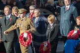 March Past, Remembrance Sunday at the Cenotaph 2016: M22 The Royal British Legion - Civilians. Cenotaph, Whitehall, London SW1, London, Greater London, United Kingdom, on 13 November 2016 at 13:16, image #2674