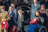 March Past, Remembrance Sunday at the Cenotaph 2016: M22 The Royal British Legion - Civilians. Cenotaph, Whitehall, London SW1, London, Greater London, United Kingdom, on 13 November 2016 at 13:16, image #2675