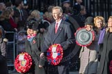 March Past, Remembrance Sunday at the Cenotaph 2016: M22 The Royal British Legion - Civilians. Cenotaph, Whitehall, London SW1, London, Greater London, United Kingdom, on 13 November 2016 at 13:16, image #2679