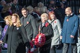 March Past, Remembrance Sunday at the Cenotaph 2016: M22 The Royal British Legion - Civilians. Cenotaph, Whitehall, London SW1, London, Greater London, United Kingdom, on 13 November 2016 at 13:16, image #2685