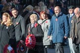 March Past, Remembrance Sunday at the Cenotaph 2016: M22 The Royal British Legion - Civilians. Cenotaph, Whitehall, London SW1, London, Greater London, United Kingdom, on 13 November 2016 at 13:16, image #2686