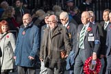 March Past, Remembrance Sunday at the Cenotaph 2016: M23 Gallipoli Association. Cenotaph, Whitehall, London SW1, London, Greater London, United Kingdom, on 13 November 2016 at 13:16, image #2690