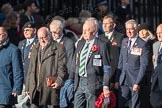 March Past, Remembrance Sunday at the Cenotaph 2016: M23 Gallipoli Association. Cenotaph, Whitehall, London SW1, London, Greater London, United Kingdom, on 13 November 2016 at 13:16, image #2692