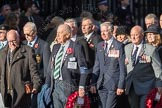 March Past, Remembrance Sunday at the Cenotaph 2016: M23 Gallipoli Association. Cenotaph, Whitehall, London SW1, London, Greater London, United Kingdom, on 13 November 2016 at 13:16, image #2693