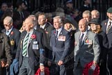 March Past, Remembrance Sunday at the Cenotaph 2016: M23 Gallipoli Association. Cenotaph, Whitehall, London SW1, London, Greater London, United Kingdom, on 13 November 2016 at 13:16, image #2694