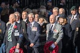 March Past, Remembrance Sunday at the Cenotaph 2016: M23 Gallipoli Association. Cenotaph, Whitehall, London SW1, London, Greater London, United Kingdom, on 13 November 2016 at 13:16, image #2695