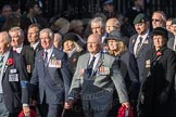 March Past, Remembrance Sunday at the Cenotaph 2016: M23 Gallipoli Association. Cenotaph, Whitehall, London SW1, London, Greater London, United Kingdom, on 13 November 2016 at 13:16, image #2697
