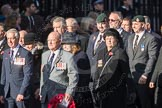March Past, Remembrance Sunday at the Cenotaph 2016: M23 Gallipoli Association. Cenotaph, Whitehall, London SW1, London, Greater London, United Kingdom, on 13 November 2016 at 13:16, image #2698