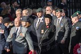 March Past, Remembrance Sunday at the Cenotaph 2016: M23 Gallipoli Association. Cenotaph, Whitehall, London SW1, London, Greater London, United Kingdom, on 13 November 2016 at 13:16, image #2699