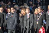 March Past, Remembrance Sunday at the Cenotaph 2016: M27 National Association of Round Tables. Cenotaph, Whitehall, London SW1, London, Greater London, United Kingdom, on 13 November 2016 at 13:17, image #2717