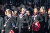 March Past, Remembrance Sunday at the Cenotaph 2016: M27 National Association of Round Tables. Cenotaph, Whitehall, London SW1, London, Greater London, United Kingdom, on 13 November 2016 at 13:17, image #2721