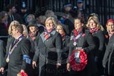 March Past, Remembrance Sunday at the Cenotaph 2016: M27 National Association of Round Tables. Cenotaph, Whitehall, London SW1, London, Greater London, United Kingdom, on 13 November 2016 at 13:17, image #2722