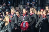 March Past, Remembrance Sunday at the Cenotaph 2016: M27 National Association of Round Tables. Cenotaph, Whitehall, London SW1, London, Greater London, United Kingdom, on 13 November 2016 at 13:17, image #2723
