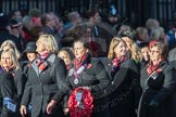 March Past, Remembrance Sunday at the Cenotaph 2016: M27 National Association of Round Tables. Cenotaph, Whitehall, London SW1, London, Greater London, United Kingdom, on 13 November 2016 at 13:17, image #2724