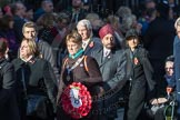 March Past, Remembrance Sunday at the Cenotaph 2016: M28 Lions Club International. Cenotaph, Whitehall, London SW1, London, Greater London, United Kingdom, on 13 November 2016 at 13:17, image #2730