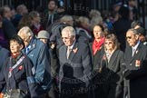 March Past, Remembrance Sunday at the Cenotaph 2016: M28 Lions Club International. Cenotaph, Whitehall, London SW1, London, Greater London, United Kingdom, on 13 November 2016 at 13:17, image #2737