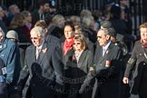 March Past, Remembrance Sunday at the Cenotaph 2016: M28 Lions Club International. Cenotaph, Whitehall, London SW1, London, Greater London, United Kingdom, on 13 November 2016 at 13:17, image #2738