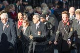 March Past, Remembrance Sunday at the Cenotaph 2016: M28 Lions Club International. Cenotaph, Whitehall, London SW1, London, Greater London, United Kingdom, on 13 November 2016 at 13:17, image #2739