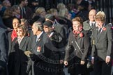 March Past, Remembrance Sunday at the Cenotaph 2016: M28 Lions Club International. Cenotaph, Whitehall, London SW1, London, Greater London, United Kingdom, on 13 November 2016 at 13:17, image #2740