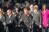 March Past, Remembrance Sunday at the Cenotaph 2016: M28 Lions Club International. Cenotaph, Whitehall, London SW1, London, Greater London, United Kingdom, on 13 November 2016 at 13:17, image #2741