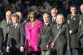 March Past, Remembrance Sunday at the Cenotaph 2016: M28 Lions Club International. Cenotaph, Whitehall, London SW1, London, Greater London, United Kingdom, on 13 November 2016 at 13:17, image #2745