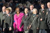 March Past, Remembrance Sunday at the Cenotaph 2016: M28 Lions Club International. Cenotaph, Whitehall, London SW1, London, Greater London, United Kingdom, on 13 November 2016 at 13:17, image #2746