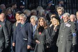 March Past, Remembrance Sunday at the Cenotaph 2016: M29 Rotary International. Cenotaph, Whitehall, London SW1, London, Greater London, United Kingdom, on 13 November 2016 at 13:17, image #2753