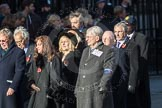 March Past, Remembrance Sunday at the Cenotaph 2016: M29 Rotary International. Cenotaph, Whitehall, London SW1, London, Greater London, United Kingdom, on 13 November 2016 at 13:17, image #2755