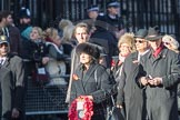 March Past, Remembrance Sunday at the Cenotaph 2016: M29 Rotary International. Cenotaph, Whitehall, London SW1, London, Greater London, United Kingdom, on 13 November 2016 at 13:17, image #2757