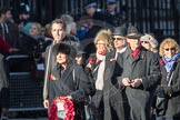 March Past, Remembrance Sunday at the Cenotaph 2016: M29 Rotary International. Cenotaph, Whitehall, London SW1, London, Greater London, United Kingdom, on 13 November 2016 at 13:17, image #2758