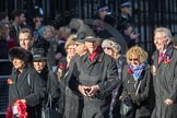 March Past, Remembrance Sunday at the Cenotaph 2016: M29 Rotary International. Cenotaph, Whitehall, London SW1, London, Greater London, United Kingdom, on 13 November 2016 at 13:17, image #2760