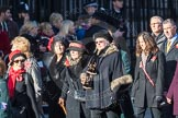 March Past, Remembrance Sunday at the Cenotaph 2016: M31 Romany & Traveller Society. Cenotaph, Whitehall, London SW1, London, Greater London, United Kingdom, on 13 November 2016 at 13:17, image #2773