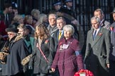 March Past, Remembrance Sunday at the Cenotaph 2016: M31 Romany & Traveller Society. Cenotaph, Whitehall, London SW1, London, Greater London, United Kingdom, on 13 November 2016 at 13:17, image #2776