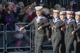 March Past, Remembrance Sunday at the Cenotaph 2016: M32 Army and combined Cadet Force. Cenotaph, Whitehall, London SW1, London, Greater London, United Kingdom, on 13 November 2016 at 13:17, image #2785