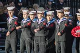 March Past, Remembrance Sunday at the Cenotaph 2016: M32 Army and combined Cadet Force. Cenotaph, Whitehall, London SW1, London, Greater London, United Kingdom, on 13 November 2016 at 13:17, image #2786