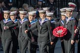 March Past, Remembrance Sunday at the Cenotaph 2016: M32 Army and combined Cadet Force. Cenotaph, Whitehall, London SW1, London, Greater London, United Kingdom, on 13 November 2016 at 13:17, image #2787