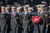 March Past, Remembrance Sunday at the Cenotaph 2016: M32 Army and combined Cadet Force. Cenotaph, Whitehall, London SW1, London, Greater London, United Kingdom, on 13 November 2016 at 13:17, image #2788
