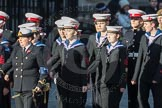 March Past, Remembrance Sunday at the Cenotaph 2016: M32 Army and combined Cadet Force. Cenotaph, Whitehall, London SW1, London, Greater London, United Kingdom, on 13 November 2016 at 13:17, image #2793