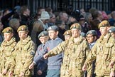 March Past, Remembrance Sunday at the Cenotaph 2016: M32 Army and combined Cadet Force. Cenotaph, Whitehall, London SW1, London, Greater London, United Kingdom, on 13 November 2016 at 13:18, image #2800