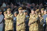 March Past, Remembrance Sunday at the Cenotaph 2016: M32 Army and combined Cadet Force. Cenotaph, Whitehall, London SW1, London, Greater London, United Kingdom, on 13 November 2016 at 13:18, image #2802