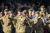 March Past, Remembrance Sunday at the Cenotaph 2016: M32 Army and combined Cadet Force. Cenotaph, Whitehall, London SW1, London, Greater London, United Kingdom, on 13 November 2016 at 13:18, image #2803