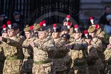 March Past, Remembrance Sunday at the Cenotaph 2016: M32 Army and combined Cadet Force. Cenotaph, Whitehall, London SW1, London, Greater London, United Kingdom, on 13 November 2016 at 13:18, image #2809