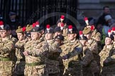 March Past, Remembrance Sunday at the Cenotaph 2016: M32 Army and combined Cadet Force. Cenotaph, Whitehall, London SW1, London, Greater London, United Kingdom, on 13 November 2016 at 13:18, image #2810